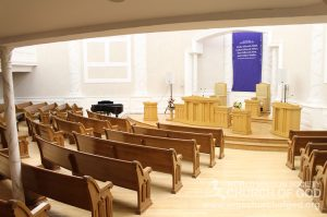 World Mission Society Church of God, WMSCOG, Washington, D.C., DC, Capitol Hill, Worship, Sanctuary, Interior
